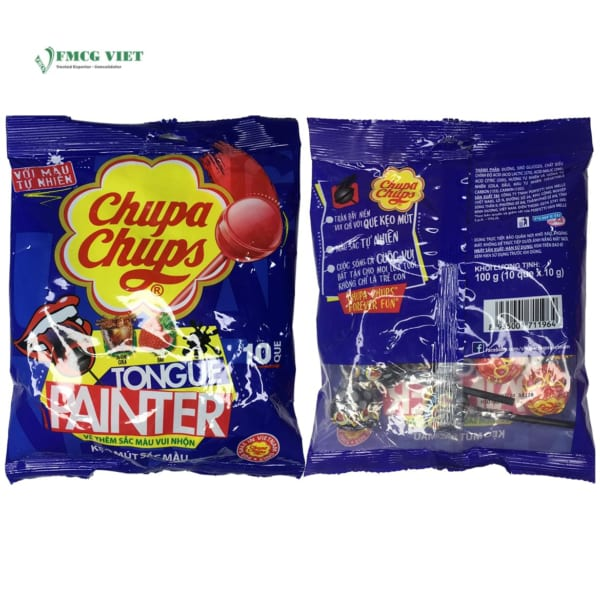 Chupa Chups Tongue Painter 100g
