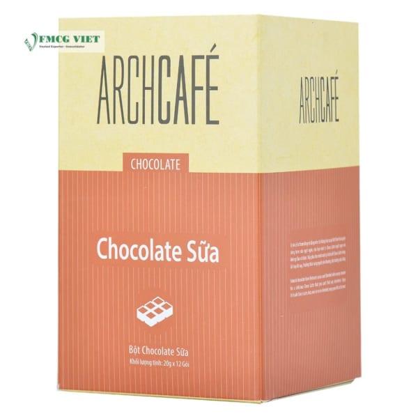 archcafe chocolate latte bag 20g 2 600x600 - Archcafe Chocolate Latte Bag 20g