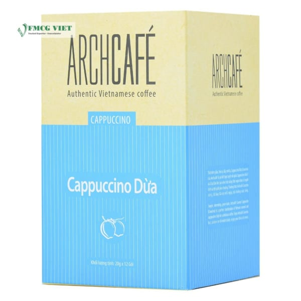 Archcafe Coconut Cappuccino Bag 20g
