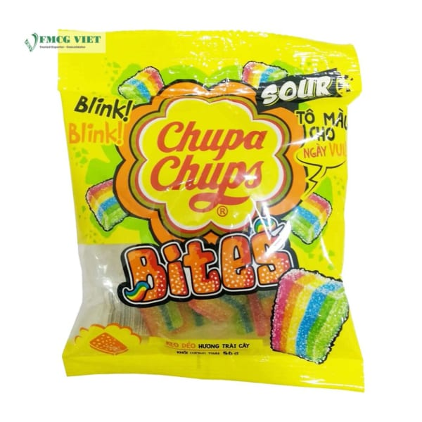 Chupa Chups Bites 56g
