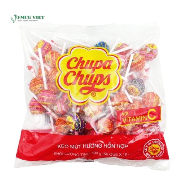 Chupa Chups Mixed Flavour 500g