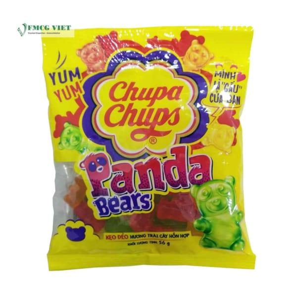 Chupa Chups Panda Bear 56g