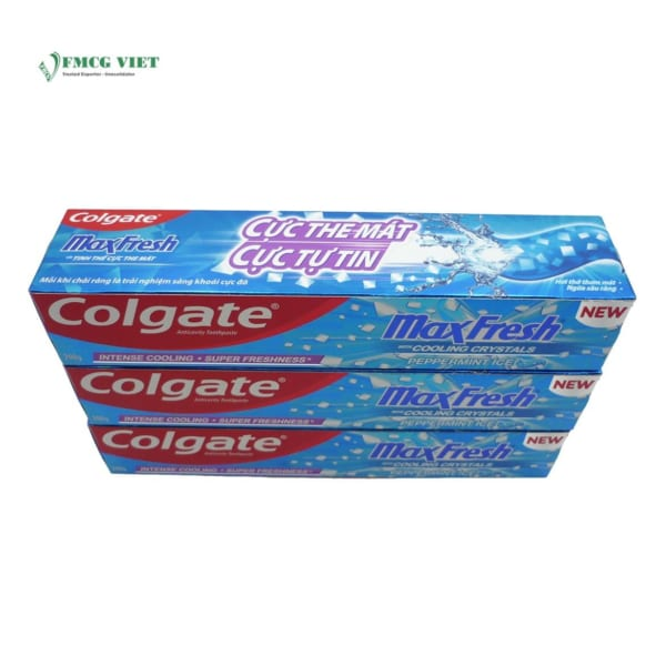 Colgate Max Fresh Pepermint Toothpaste 200g