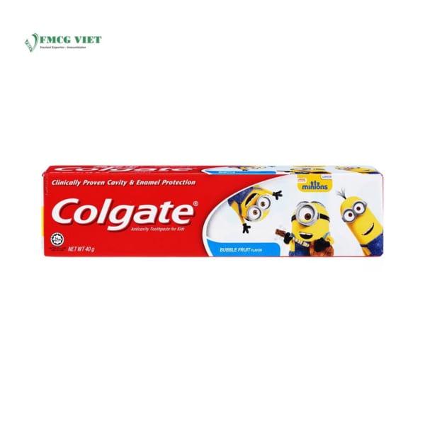 Colgate Minions Kid Toothpaste 40g