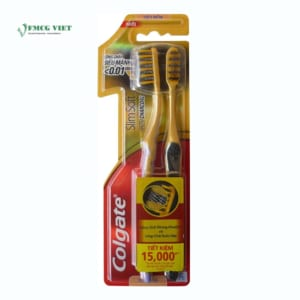 colgate-slim-soft-gold-charcoal-twin-toothbrush