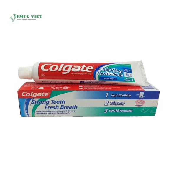 Colgate Strong Teeth Toothpaste 100g