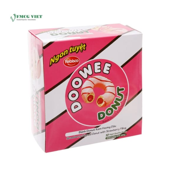 doowee-donut-strawberry-dipped-300g