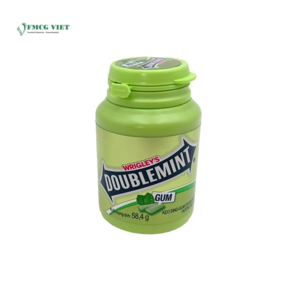 Doublemint Chewing Gum Peppermint 58.4g
