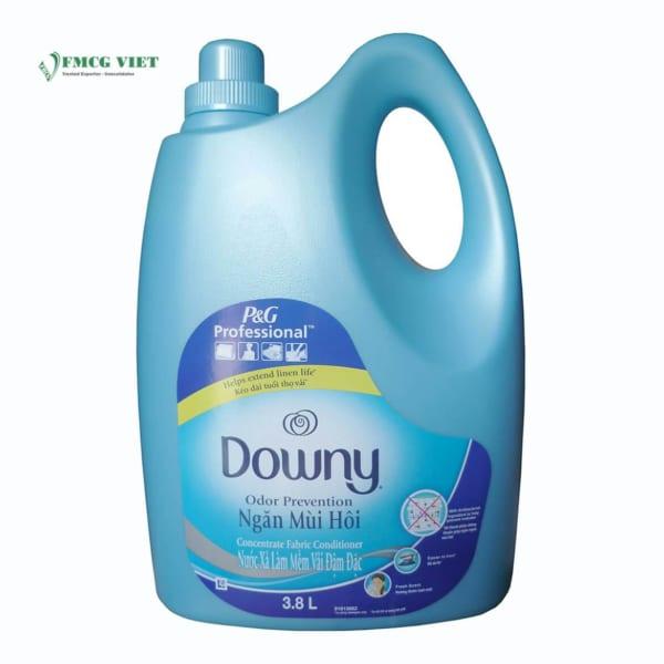 Downy Softener Liquid Odor Prevention 3.8l