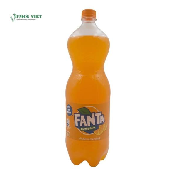 Fanta Orange 1.5l Bottle