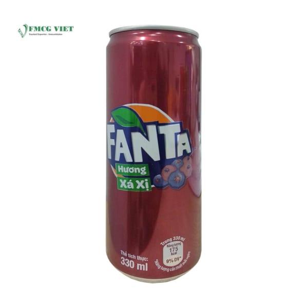 Fanta Sarsi Can 330ml