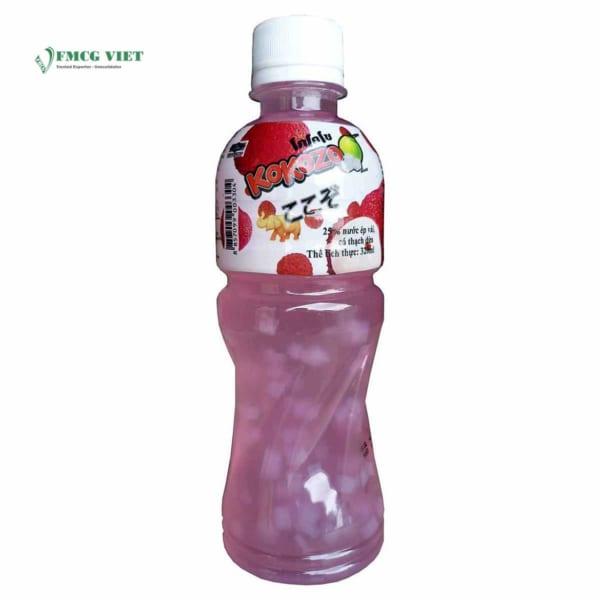 kokozo-lychee-juice-drink-320ml-bottle