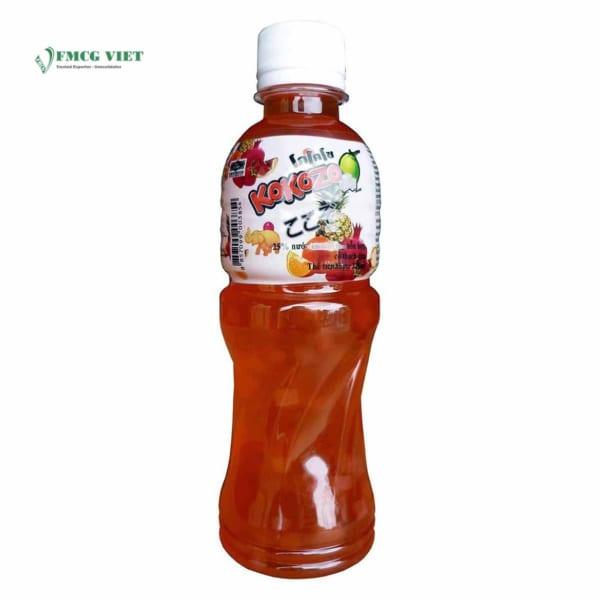 Kokozo Mixed Juice Drink 320ml Bottle