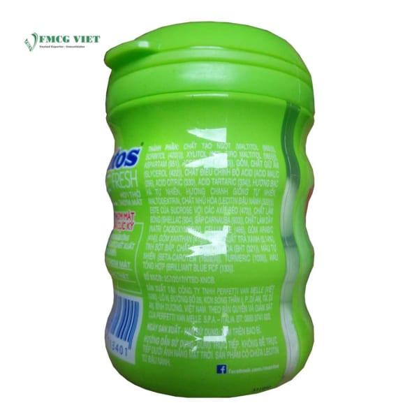 Mentos Sugar Free Pure Fresh Lime 61.25g