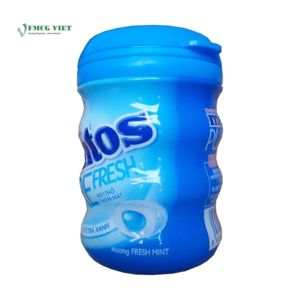 Mentos Sugar Free Pure Fresh Mint 61.25g