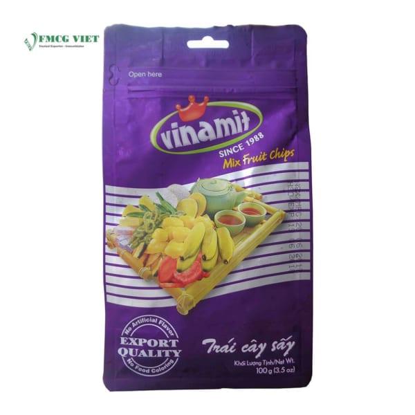 Mix Fruit Chips 100g