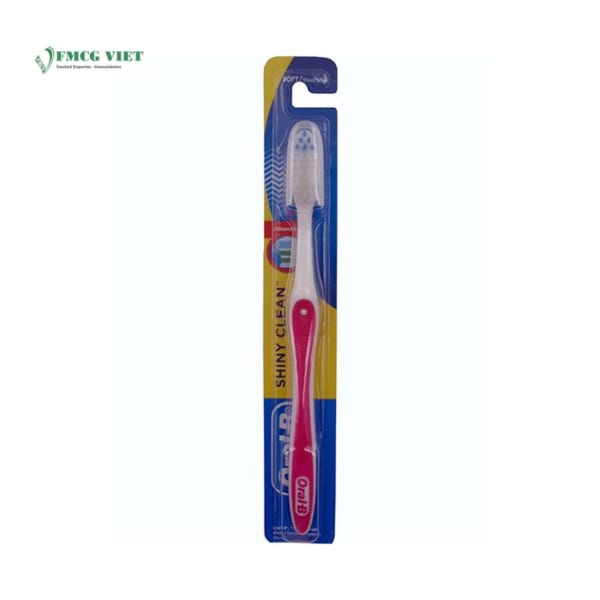Oral B Shiny Clean Toothbrush