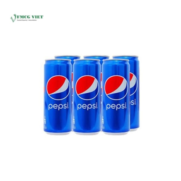 Pepsi Soft Drink 330ml Can