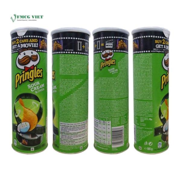 Pringles Sour Sream & Onion 165g