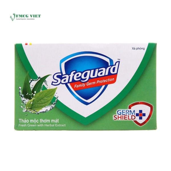 Safeguard Fresh Green Herbal Soap 135g