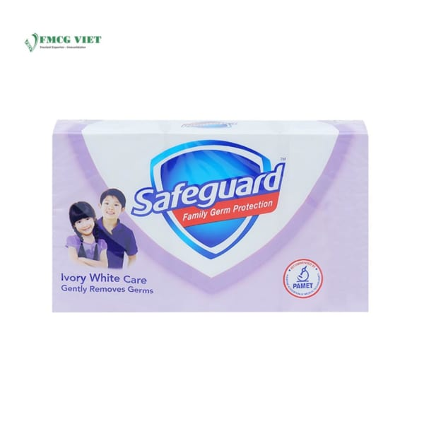 Safeguard Ivory White Soap 135g
