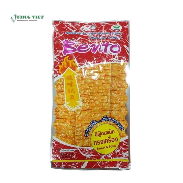 Seafood Snacks Bento Sweet & Spicy 6g