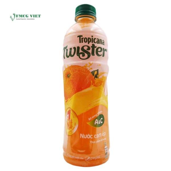 Twister Tropicana Orange 455ml Bottle