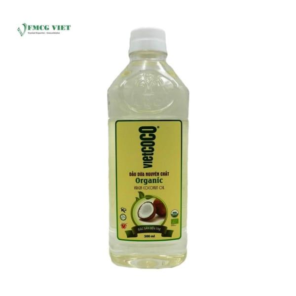 Luong Quoi Organic Vergin Coconut Oil 500ml