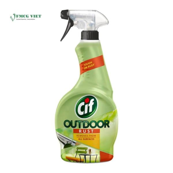 Outdoor Cleaner CIF Rust Spray