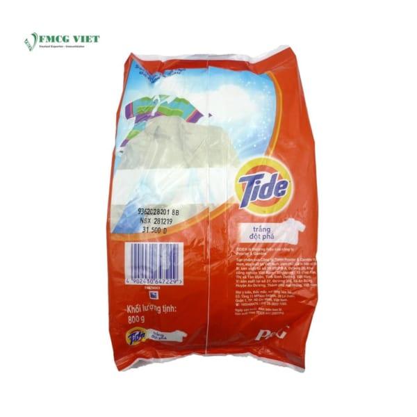Tide Detergent Powder Breakthrough Whitening 800g