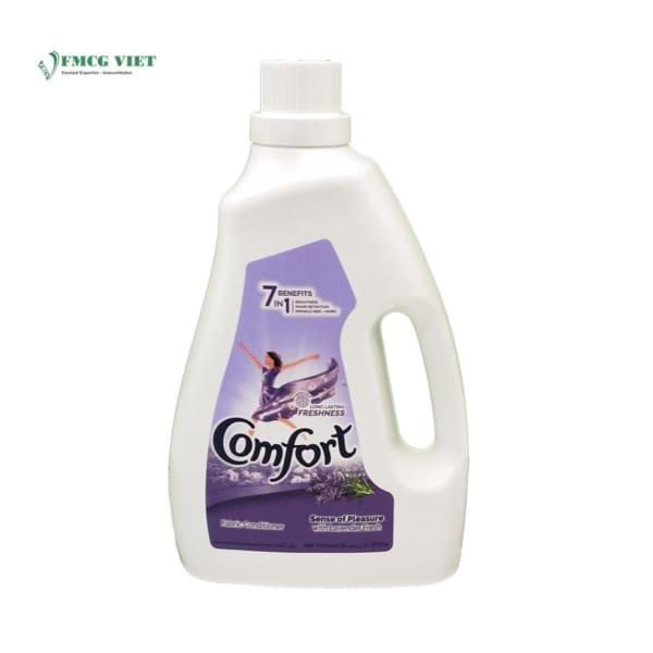 Comfort Fabric Softener Dilute Sense Of Pleasure 2l