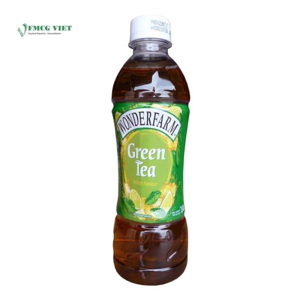 Kirin Soft Drink Green Tea Lemon Flavor Wonderfarm