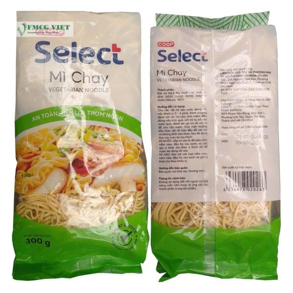 Select Coop Vegetarian Noodle Bag 300g