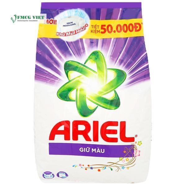 Ariel Detergent Powder Keep Color Bag 4.1kg