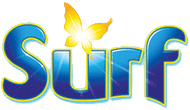 Surf Detergent Liquid Magic Flower 3.8kg Bag