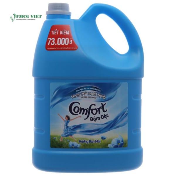 Comfort Softener Liquid Sunrise Fresh 3.8l