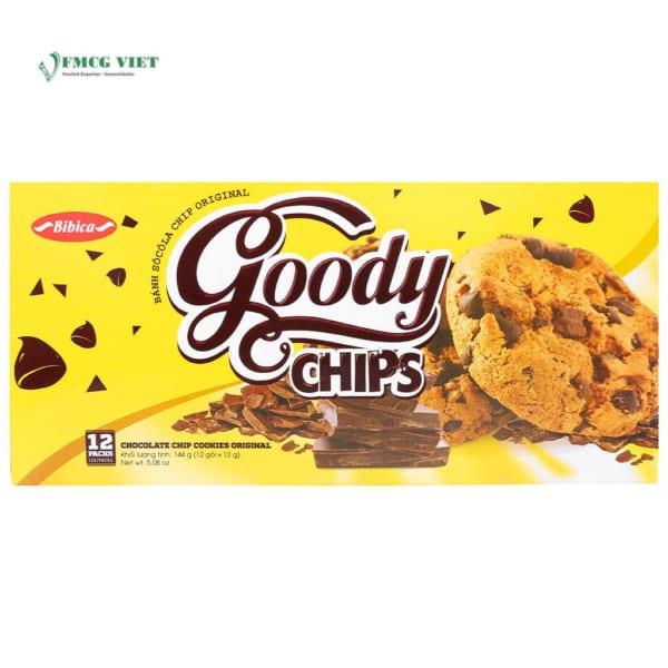 Goody Original Chocolate Chips 144g