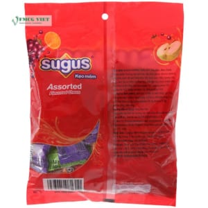 Sugus Candy Mix Juice 210g Bag