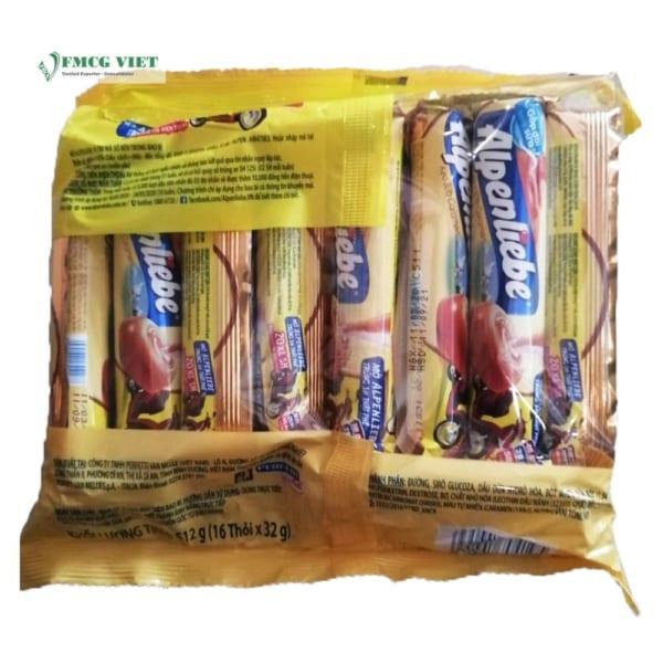 Alpenliebe Caramen Flavor Bag 512g