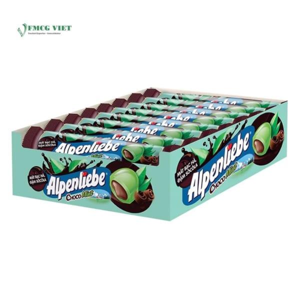 Alpenliebe Yoghurt Chocolate Mint Flavor 2 Chew 512g