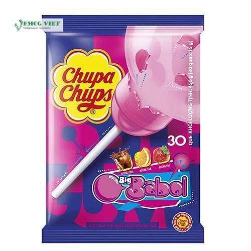 Chupa Chups Bigbabol 450g