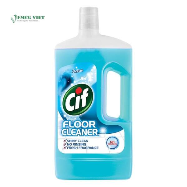 Cif Floor Cleaner Ocean 750ml