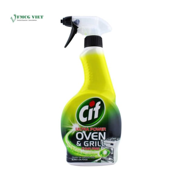 Cif Oven & Grill Cleaner Spray 500ml
