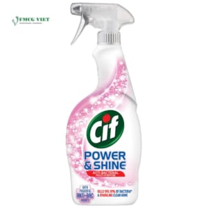 Cif Power & Shine Antibacterial Spray 500ml