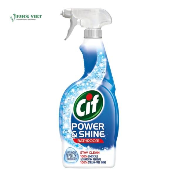 Cif Power & Shine Bathroom Spray 500ml