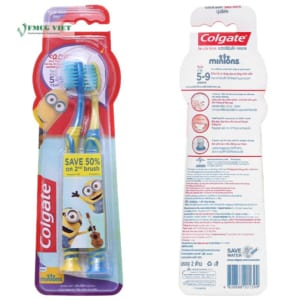 colgate-minion-ultra-soft-pack-2-for-kid-toothbrush