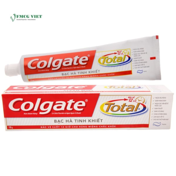 Colgate Total Mint Toothpaste 190g