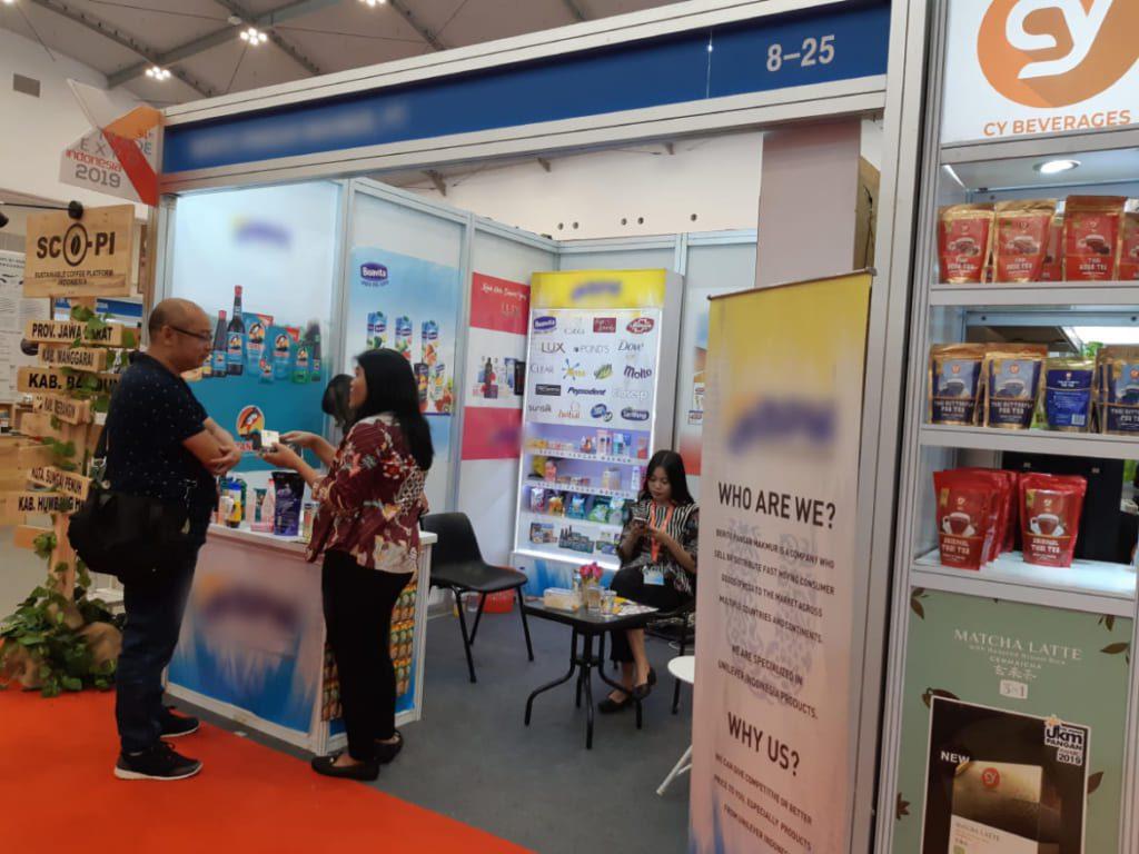 Indonesia Trade Expo 2019