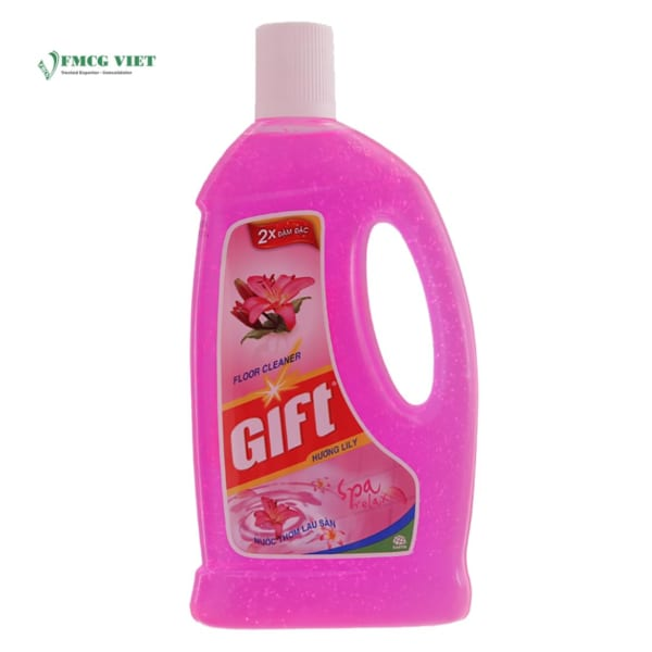 GIFT Floor Cleaner Lily Flavor 1l