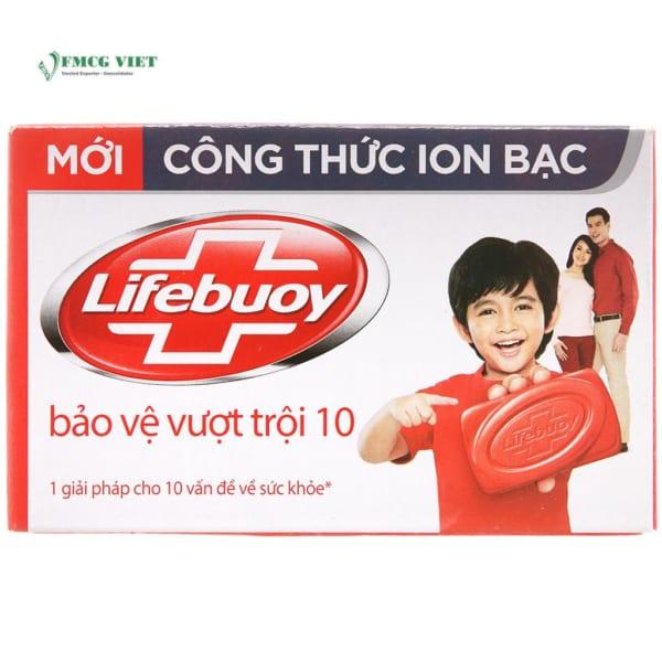 Lifebuoy Total Protect Silver Formula Soap 90g